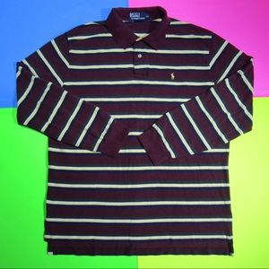 Polo by Ralph Lauren long sleeve
